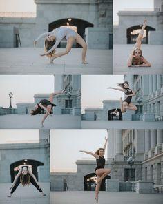 Dancer Senior Pictures, Dance Team Pictures, Creative Senior Pictures, Dance Picture Poses, Dance Photo Shoot, Dance Photoshoot Ideas, Drill Team Pictures, Senior Photos, Dance Photography Poses
