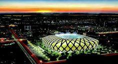 Manaus, Brazil - Hosting 4 games - FIFA World Cup Brazil 2014 (M. Schweisgut)
