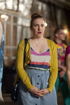 Jenn Rogien, 'Girls' Costume Designer, Talks Dressing Lena Dunham's Body And More (PHOTOS)