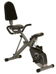 Exerpeutic 900XL Recumbent Bike : Interesting Sport with It