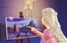 Barbie as Rapunzel Rapunzel Barbie, Rapunzel Costume, Tangled Rapunzel, Barbie I, Barbie World, Disney Channel Descendants, We Heart It, Alice And Wonderland Quotes, Barbie Movies