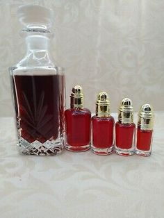 RED MUSK/MISK ATTAR Itr Fragrance oil (Indian) - $11.99   PicClick Patchouli Perfume, Perfume Oils, Fragrance Oil, Perfume Bottles, Tom Ford Private Blend, Royal Red, Indian, Perfume Bottle