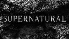 Supernatural Season Who Is This Jeremy Carver And What's He Going to Do to Our Show? Supernatural Season 7, True Tv, Title Card, Season 8, Horror Films, 80s Movies, Fandoms Unite, Wall Ideas, Geeks