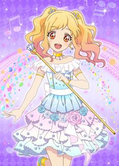 Aikatsu STARS [Wings of STARS]! Yume