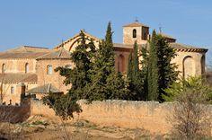 Ensemble abbatial, Monastère Santa Maria de Huerta, province de Soria, Castille-Léon, Espagne.   da byb64