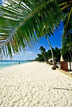 Island Boracay- Pearl of the Philippines Boracay Philippines, Philippines Beaches, Philippines Travel, I Love The Beach, Beach Fun, Sand Beach, Palawan, Vacation Places, Vacation Spots