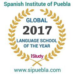 #sipuebla School of the Year.