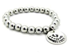 STYLE TIP ONLY Buddha Mala Bracelet Yoga by ExpressionsBracelets