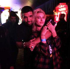Hailey Baldwin and Drake dated in 2016