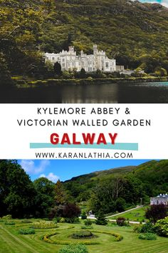 It is deep into the tradition, and for someone who quests for royal visits and education, this place has it all. Head on to my blog for a complete travel guide. #europe #ireland #galway #galwaygirl #connemara #touristattractions #garden #kylemoreabbey #travelguide Kylemore Abbey Ireland   Ireland Landscapes   Places To Visit   Things To Do   Ireland Landscapes   Ireland Aesthetic Connemara Ireland, Ireland Travel Guide, Ireland Landscape, Europe Destinations, Bucket Lists, Day Trip, Travel Photos, Landscapes, Deep