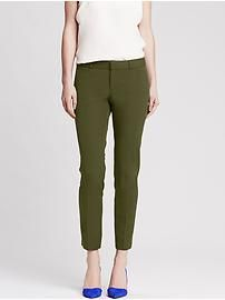 Sloan-Fit Slim Ankle Pant