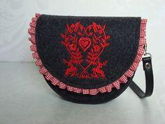 Zum Muttertag Trachtentasche, Dirndltasche von *Margot-Atelier* auf DaWanda.com