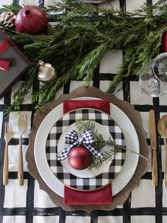 Oscar Bravo Home: 7 Gorgeous Holiday Tablescape Ideas