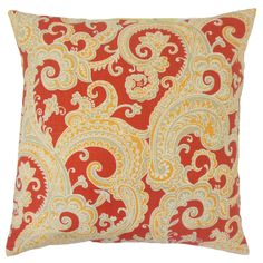 Fiachra Throw Pillow