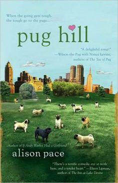 Pug Hill...a book about a pug!