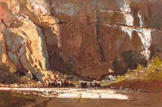 Strauss & Co Cape Town - Art Auction Details - Auction Records and Results South African Art, Artist Biography, African Artists, Fine Art Auctions, Cape Town, Landscape Paintings, Jewelry Art, Art Decor, Artwork