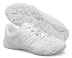 Nfinity Game Day- Easy Clean, Indoor/ Outdoor cheerleading shoes. Great all around cheer shoes!  CheerDeals.com