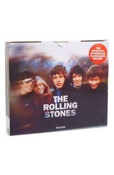 Free shipping and returns on Taschen Books 'The Rolling Stones' Book at Nordstrom.com. The kind of fame and success The Rolling Stones have achieved in their 50-years-and-counting career is without parallel; their most famous riffs and catchiest lyrics are indelibly engraved in our collective memory. With their bluesy rock 'n' roll and mesmerizing off- and onstage presence, the Stones redefined the music of the 1960s and 1970s and paved the way for rock as we know it today.<br><br>Produced…