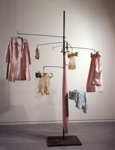 Louise Bourgeois, Pink Days & Blue Days, 1997.