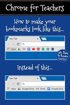 3 Things You Need to Do With Your Chrome Bookmarks Chromebook Tricks for Teachers - Best Bookmark Bar Trick. Teaching Technology, Educational Technology, Instructional Technology, Instructional Strategies, Technology Integration, Educational Leadership, Medical Technology, Energy Technology, Digital Technology