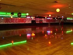 roller skating rinks - OMGoodness! Memories