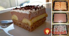 V našej rodine milujeme banánové dezerty a preto ich aj rada pripravujem na… Tiramisu, Cheesecake, Ethnic Recipes, Content, Basket, Cheesecakes, Tiramisu Cake, Cherry Cheesecake Shooters