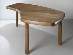 Pierre Jeanneret Table Forme Libre, 1941 Courtesy Galerie Patrick Seguin