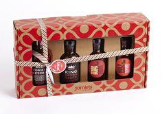 Jamie's Italian – Christmas Packaging   Superfantastic