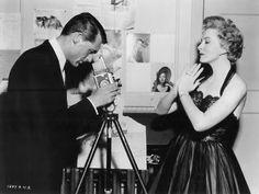 Cary Grant et Deborah Kerr