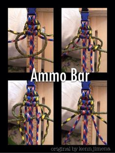 Tutorials by Kenn Jimena | Swiss Paracord