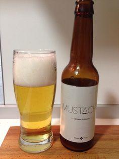 Mustache. Cerveza de trigo artesana (Madrid)