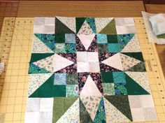 Bonnie Hunter Mystery Quilt 2017 - En Provence - Page 108