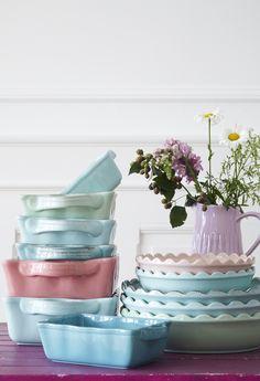 Ceramic Oven and Serving Dishes HW15 collection Kitchen Utensils, Kitchen Gadgets, Kitchen Dining, Kitchen Decor, Kitchen Tools, Ceramic Tableware, Ceramic Pottery, Kitchenware, Pastel Kitchen