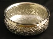 Moroccan traditional bucket and Its container L Orient, Islamic Architecture, Punch Bowls, Moroccan, Objects, Container, Traditional, Information, Passion