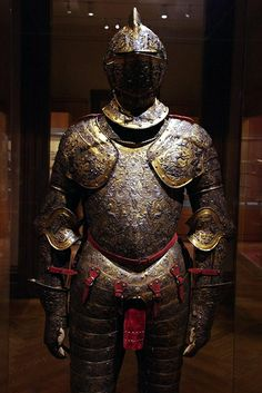 Parade armour of Henry II of France | Flickr - Photo Sharing!