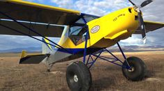 Having fun in our new Just Aircraft / Wild West Aircraft SuperSTOL Stol Aircraft, Ultralight Plane, Kit Planes, Light Sport Aircraft, Bush Pilot, Bush Plane, Float Plane, Private Plane, Experimental Aircraft