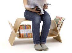 Modern Plywood Furniture Designs by John Green