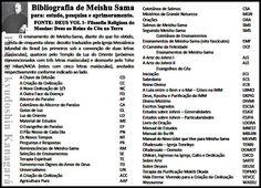 Esta é a Bibliografia de Meishu Sama em português