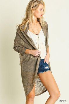 Lace Knit Cardigan ♥