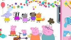 Peppa Pig Peppa's Paintbox Game Movie