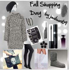 """Fall Shopping Day"" by jowilson69 on Polyvore"