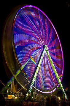 Ferris Wheel - Marietta, Georgia