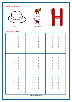 Need Letter Tracing Worksheets for kids? Check our free printable worksheets for Capital Letter Tracing – write in box as well as sheet. Capital Letters Worksheet, Free Printable Alphabet Worksheets, Handwriting Practice Worksheets, Alphabet Tracing Worksheets, Tracing Letters, Preschool Letters, Free Printables, Alphabet Letters, Nursery Worksheets