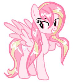 Silky Shimmers is my pony. She enjoys going to the spa with her friends.