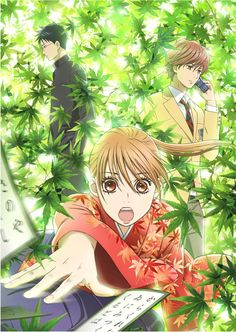 Chihayafuru, Part 1 aired in 2011. Wish I knew about it then. Great series :).