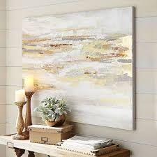 Image result for PINTURA abstracta blanca con dorado
