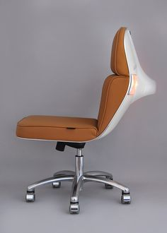 80u0027s Italian Scooter Swivel Chairs   More Via Trouge.com