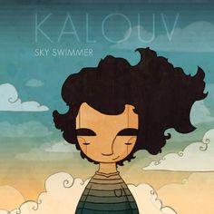 """""""Ressonance"""", da Kalouv, é uma ideia que eu pensei pra cena final (acidente+quarto+praia)."""