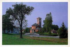 La chiesetta di San Pellegrino a Villa Buzzati Belluno Dolomiti Veneto Italia by Francesco Sovilla