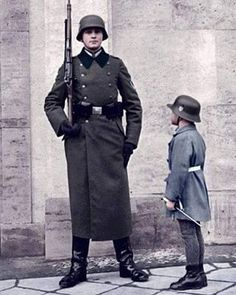 When I grow up.. #Wehrmacht #War #Ww2 #Wwii #WorldWar2 #WorldWar #History